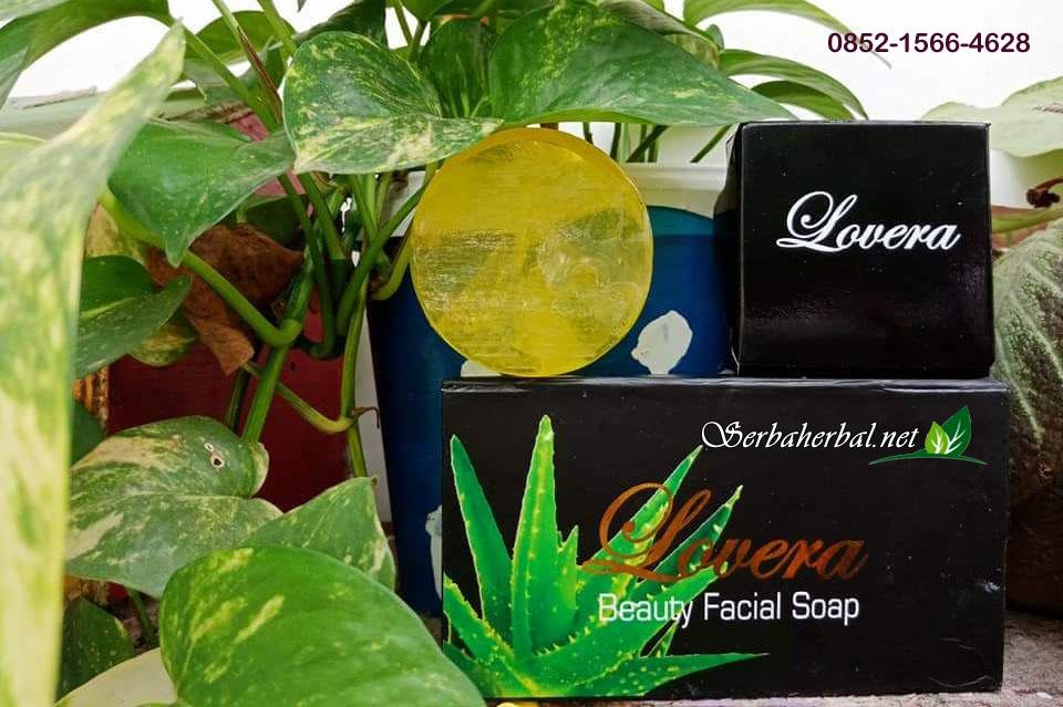 Sabun Lovera Produk terbaru dari Sabun TaraQuena