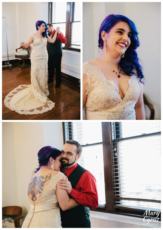 Historic Collin County Courthouse Wedding in McKinney, Texas: Joseph & Florencia
