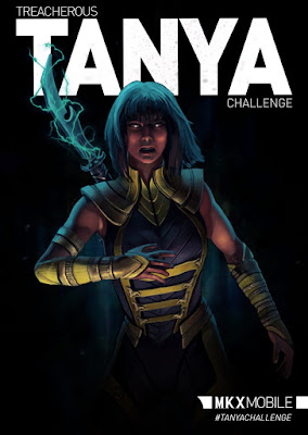 Tanya Insidiosa - MKX mobile