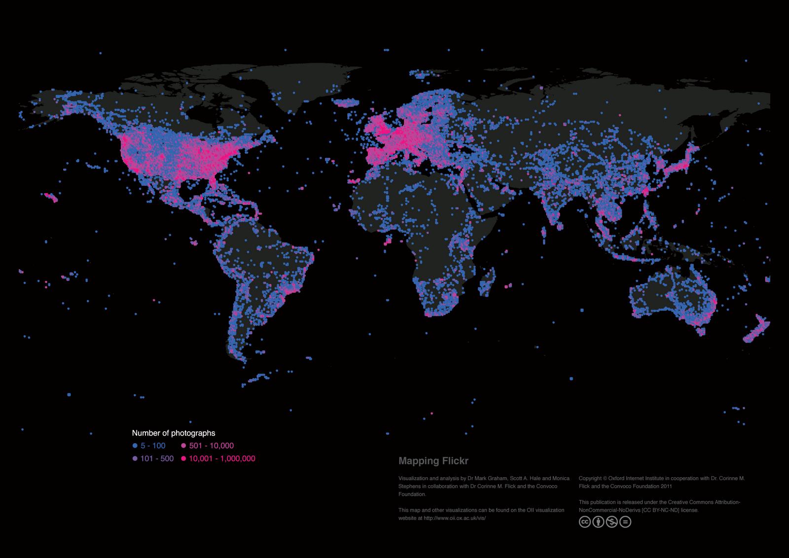 Bota sipas syve të Flickr