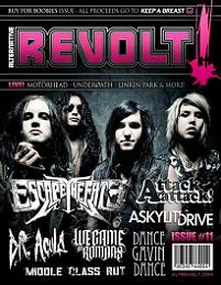 Alternative Revolt Magazine issue #11