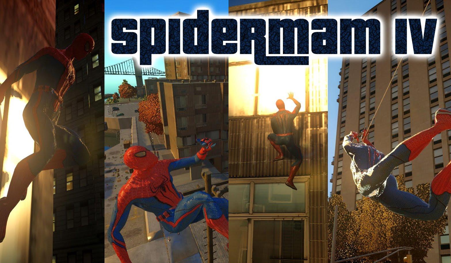 Gta spiderman game free download