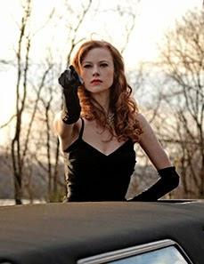 Taylor Roberts as Lady Macbeth