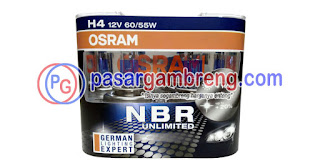 Jual Osram NBR Unlimited H4