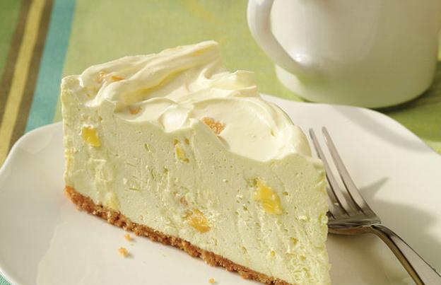 Resep Cheese Cake Mandarin Surprise