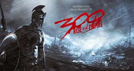 Poster Of 300 Rise of an Empire (2014) Full Movie Hindi Dubbed Free Download Watch Online At worldfree4u.com