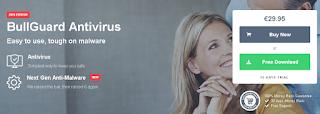 Kelebihan Bullguard antivirus