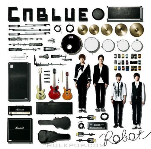 CNBLUE – Robot – EP (ITUNES PLUS AAC M4A)