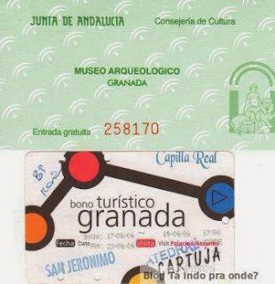 Bono Turístico Granada Card