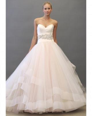 Lazaro - Vestidos de Noiva Coloridos - Inspirações