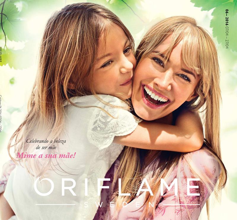 Catálogo 06 de 2016 da Oriflame