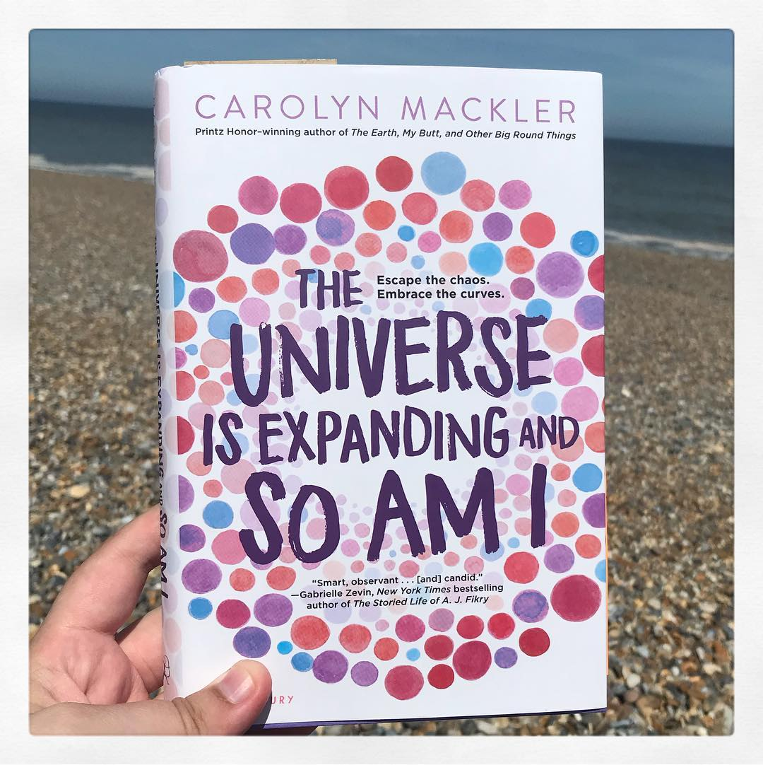 Book Review: The Universe is Expanding and So Am I