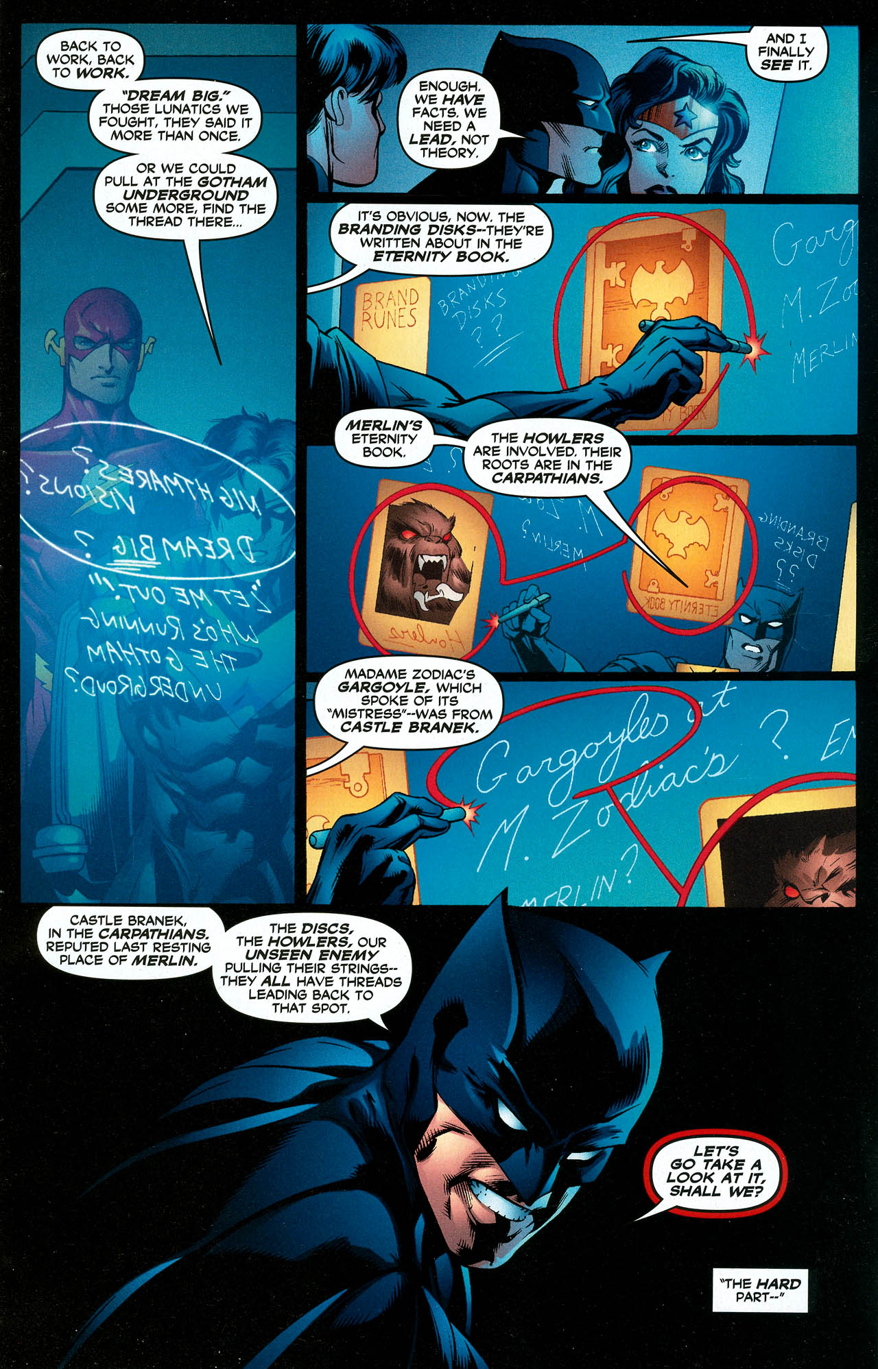 Read online Trinity (2008) comic -  Issue #15 - 11