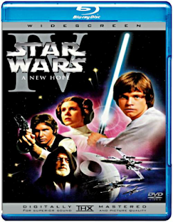 Star Wars Episode IV A New Hope (1977) BluRay 720p 1GB Dual Audio ( Hindi - English ) MKV