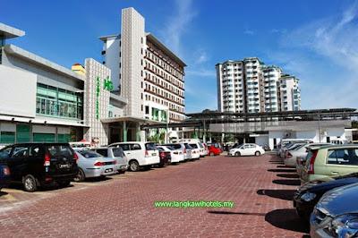 review hotel haji ismail group langkawi, komplek HiG di Langkawi, perniagaan muslim paling berjaya di langkawi