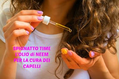 olio di neem. olio di neem capelli, olio di neem applicazioni sui capelli