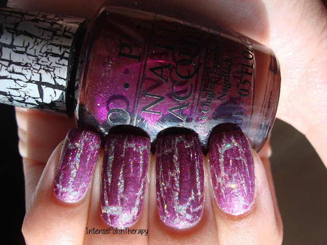 OPI - Super Bass Shatter