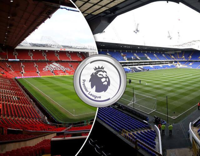Premier League Stadium Pack PES 2017