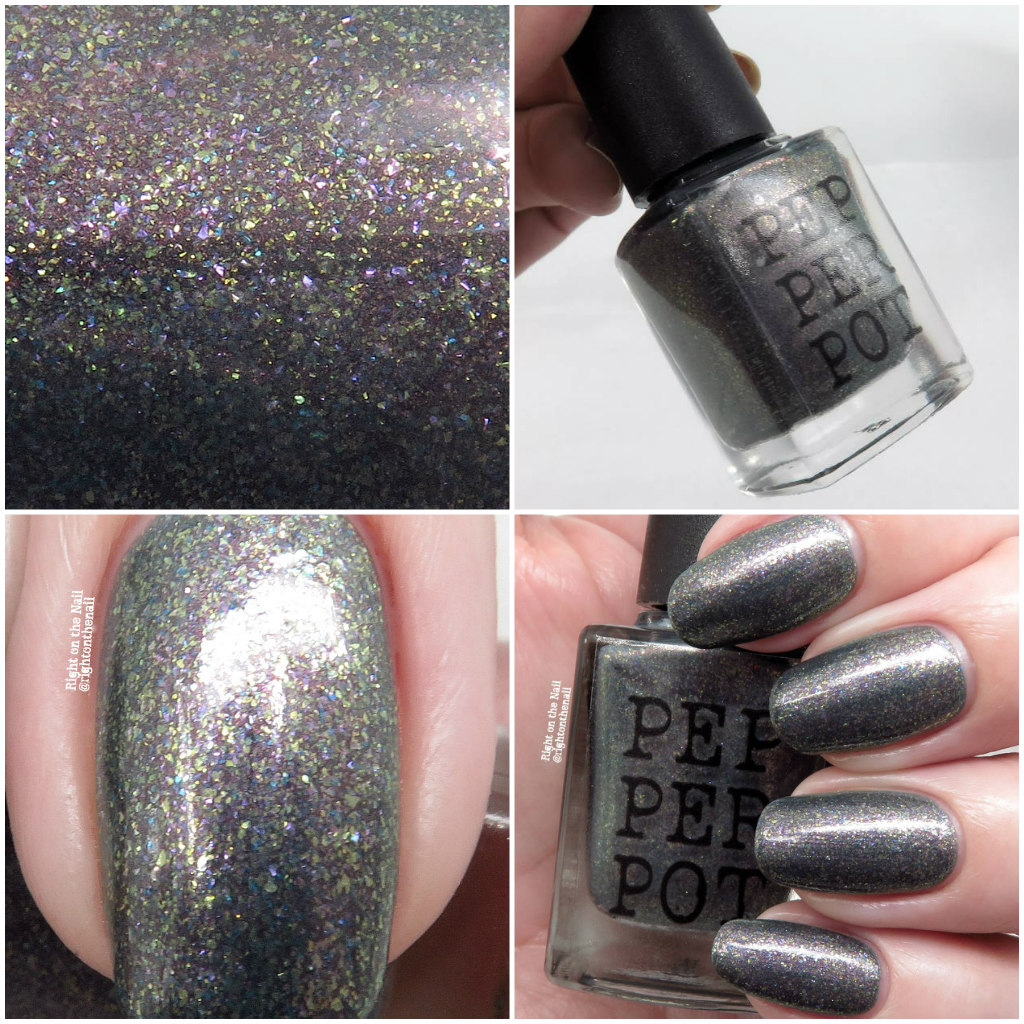 Hi Guys I Spent This Past Weekend In Chicago For Work And M Hy To Be Home My Own Bed The Blog Will Featuring Brand Pepper Pot Polish