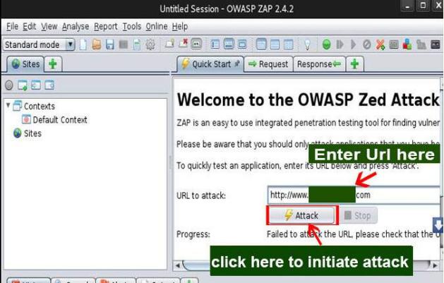 OWASP ZAP Se Website Kaise Hack Kare