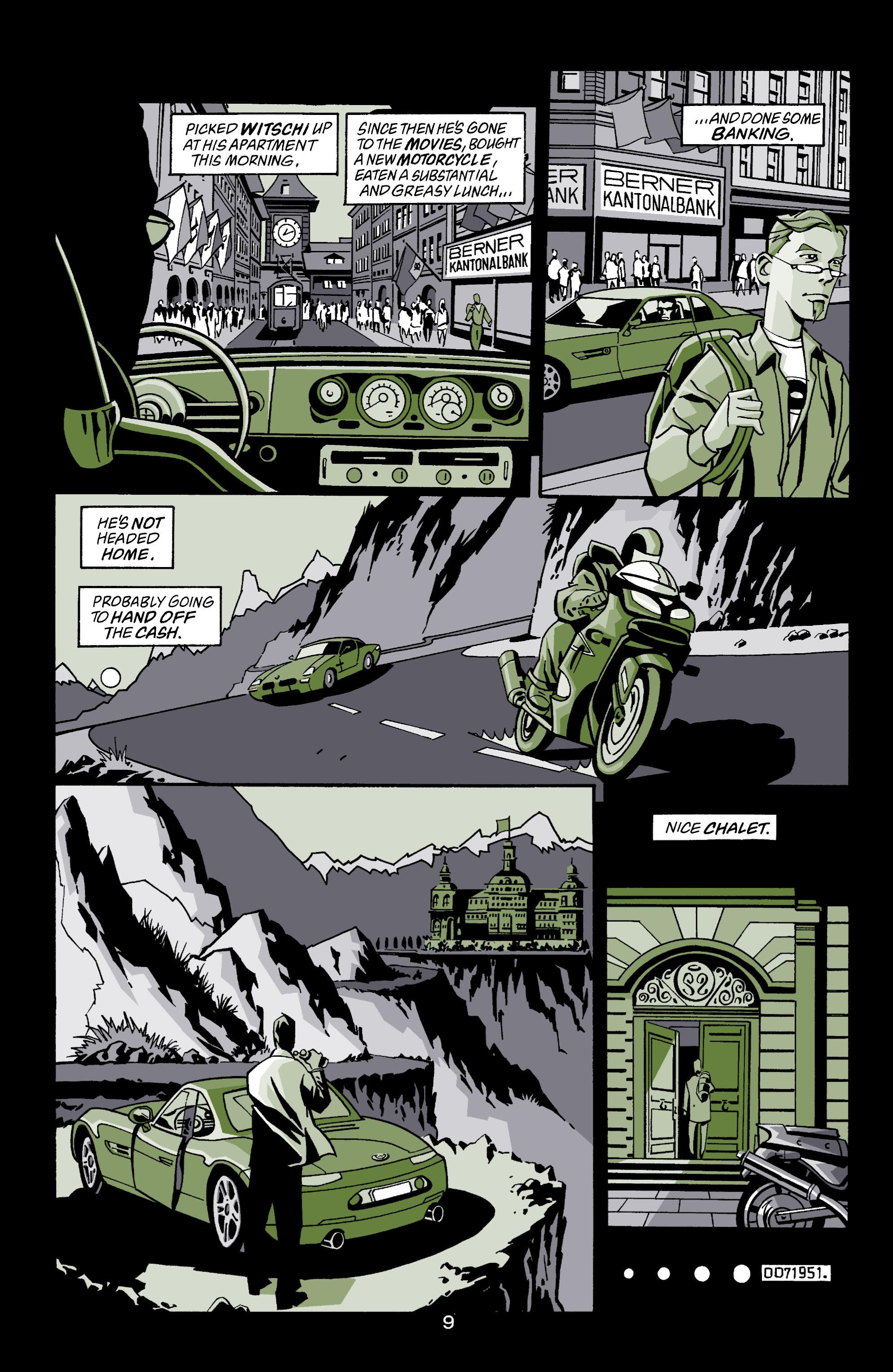 Detective Comics (1937) 750 Page 9