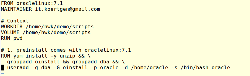 Keep it simple - HWK's blog: Start Oracle Dataguard Training