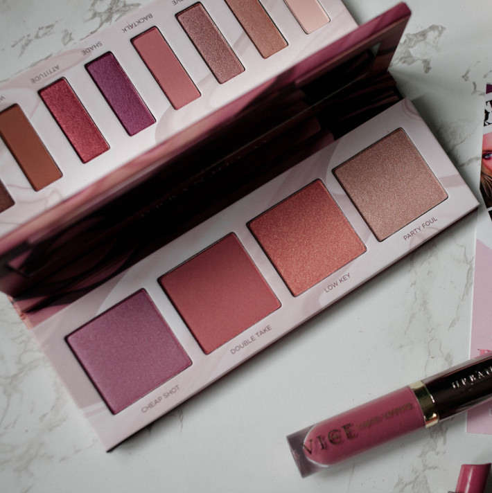 Beauty: Urban Decay Backtalk palette review