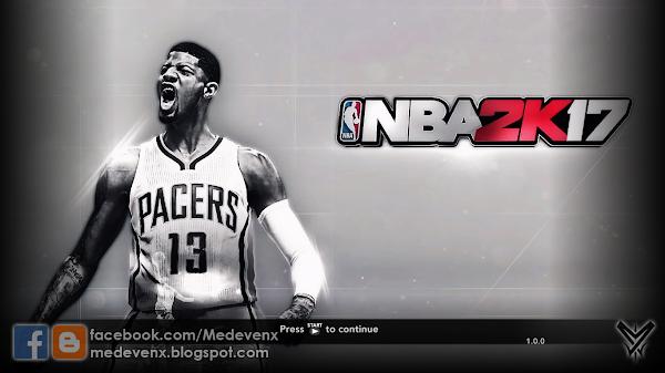 8e1827758934 NBA 2K17 Title Screens