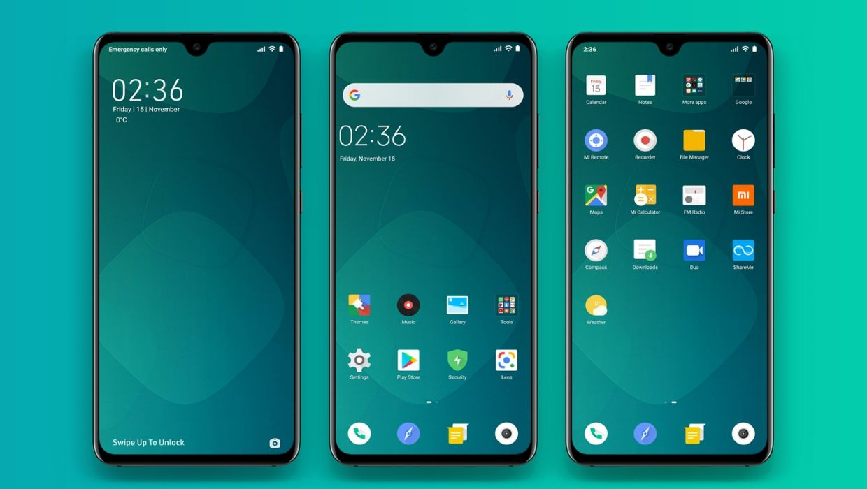 SIMPLY Fresh 2.0 MIUI 10 and MIUI 11 Theme