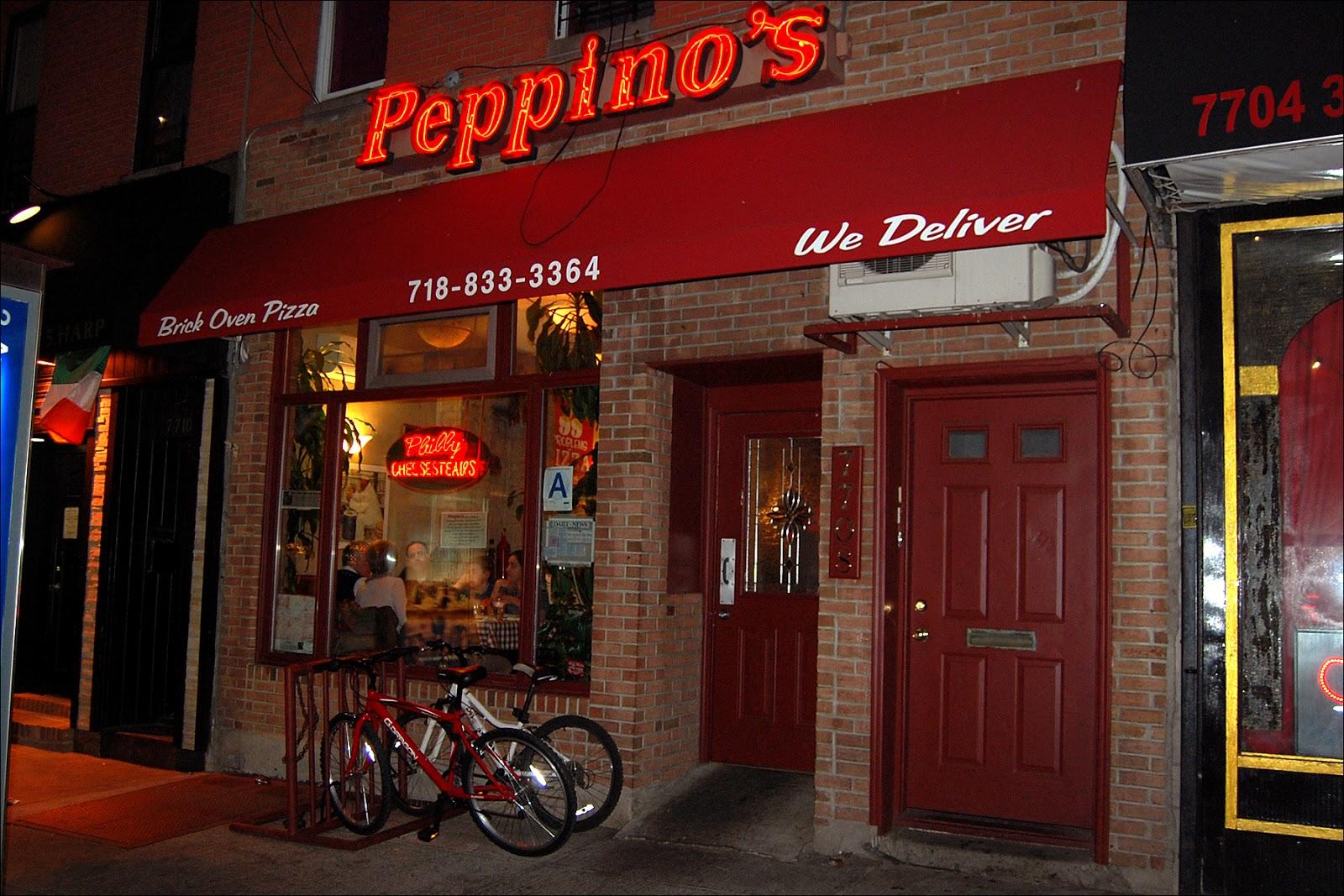 Peppino S Pizza: Peppino's Pizzeria Restaurant