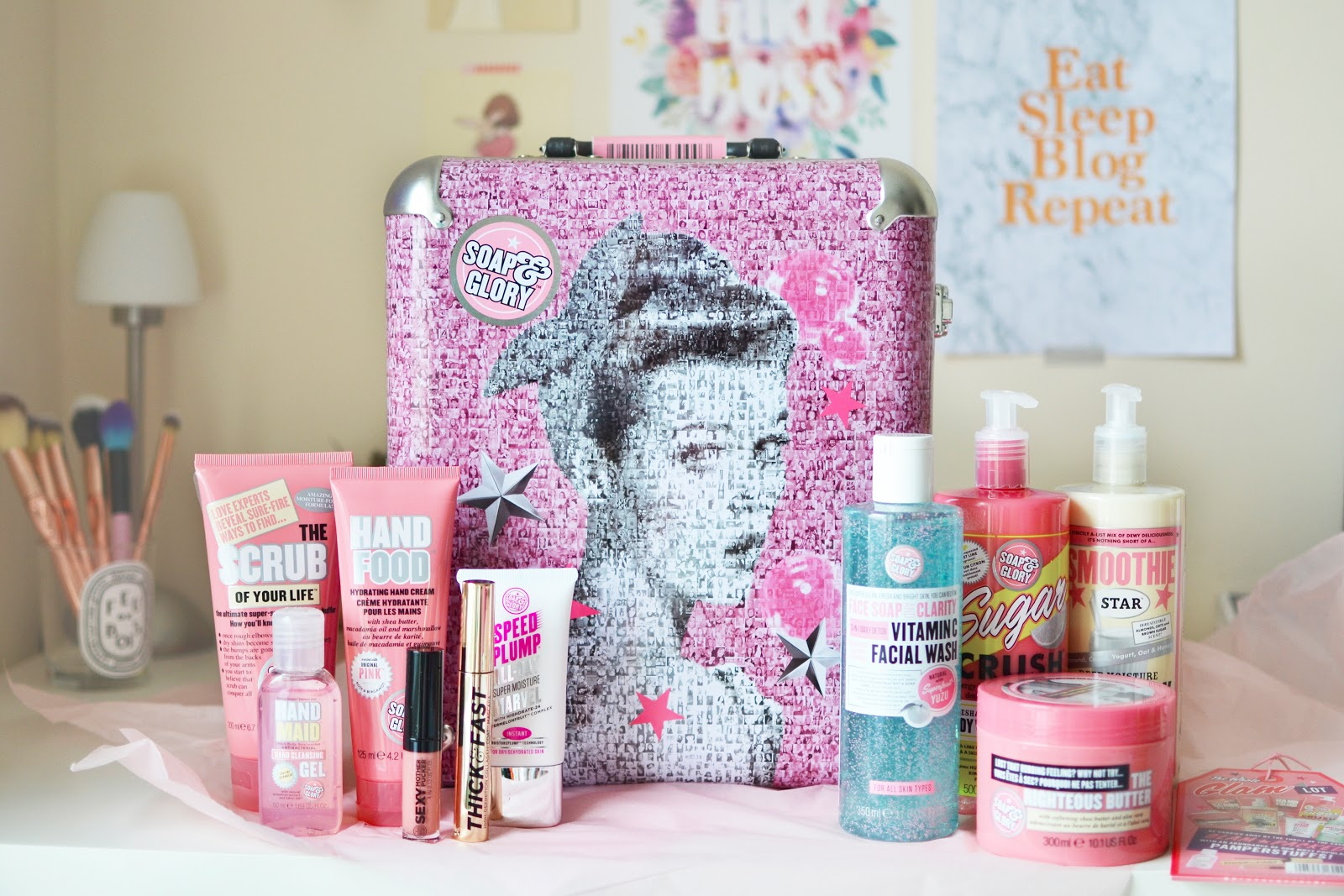 soap and glory star gift at boots 2016 half price