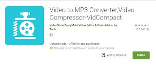 cara mengecilkan video di android tanpa mengurangi kualitas