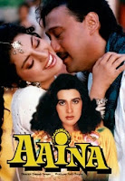 Aaina 1993 Full Movie Hindi 720p HDRip ESubs Download
