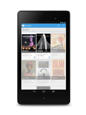 Textbooks 1:2 - Get ready for college with textbooks on Google Play