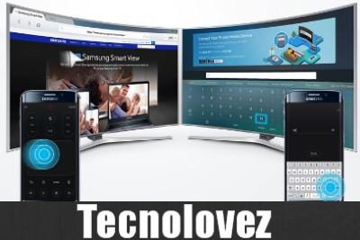 Samsung Smart View - Applicazione Streaming Telecomando Tv