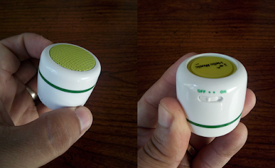 Mini Plug In Speaker