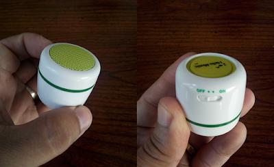 Mini Plug In Speaker