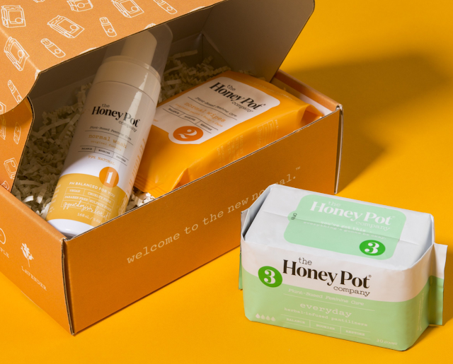 Honey Pot Feminine products discount - ClassyCurlies