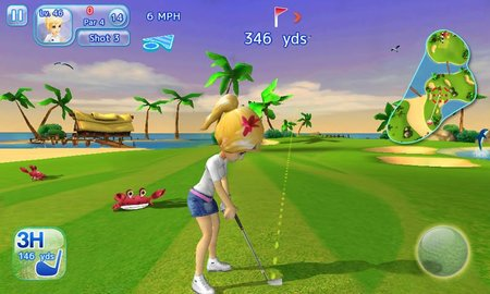 Let's Golf 3 Blackberry