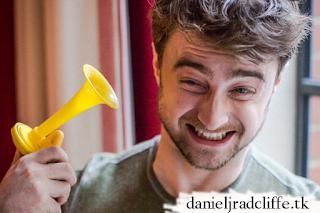 Daniel Radcliffe on Celebrity Honk Off