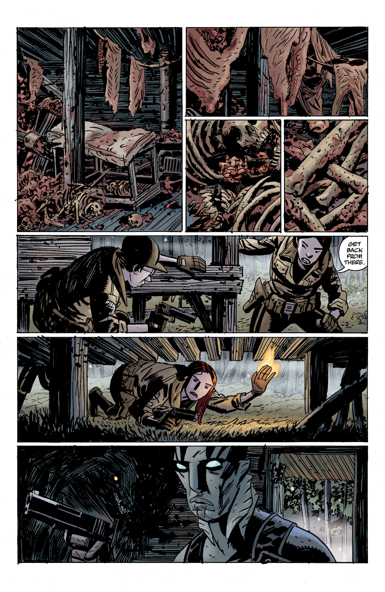 Read online Abe Sapien comic -  Issue #13 - 28