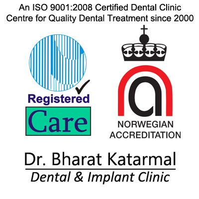 ISO 9001:2008 certified dental clinic for quality dental treatment since 2000