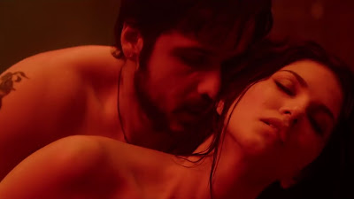 Emraan Hashmi With Sunny Leone Hot Scene Image