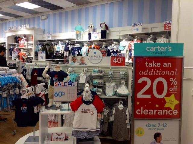 Loja Carter's em Miami