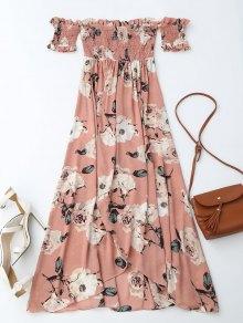 http://www.zaful.com/off-shoulder-shirred-slit-floral-maxi-dress-p_278540.html?lkid=24467