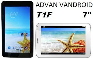 Cara Instal Ulang Tablet Advan T2F Via PC - Mengatasi Bootloop