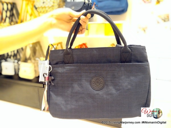 Stylish Kipling Bag in Blue
