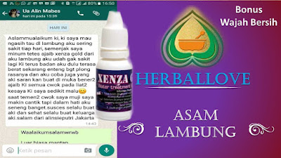 √ Cara Mengobati Asam Lambung Dengan Xenza Gold ✅ Xenza Gold Original ⭐ Herballove