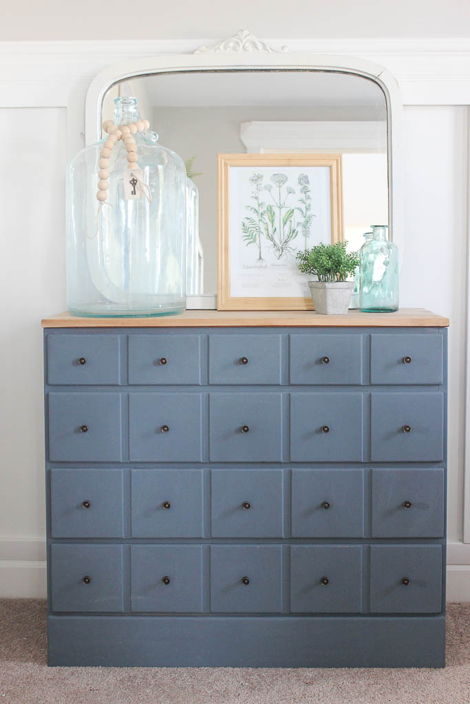 making over thrift store furniture