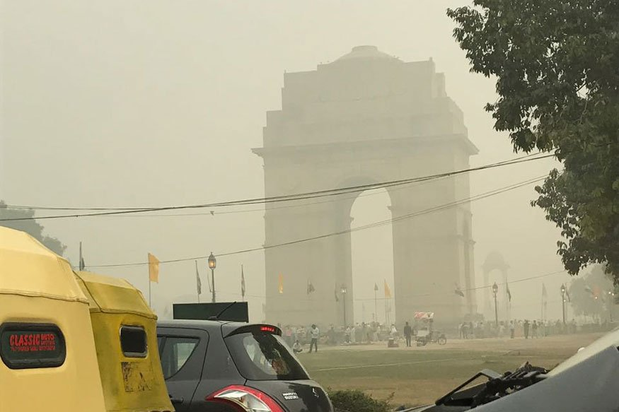 4573adc30a6 I just want to say to the government to take immediate and strict action to  make Delhi livable.